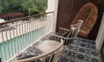 Room Balcony | Varanda do quarto